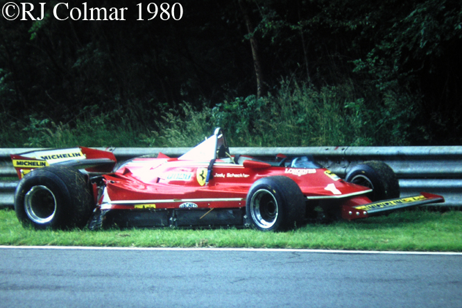 Ferrari T5, Brands Hatch