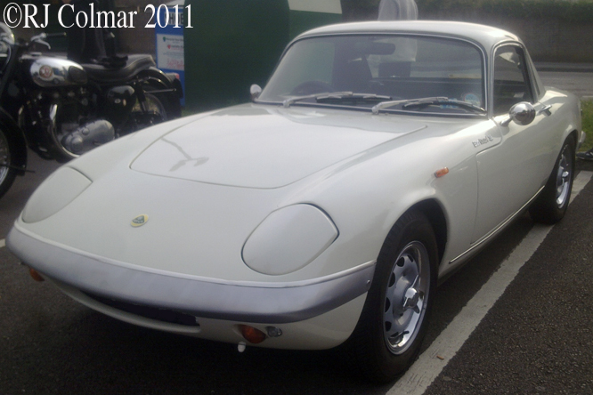Lotus Elan Coup S/E