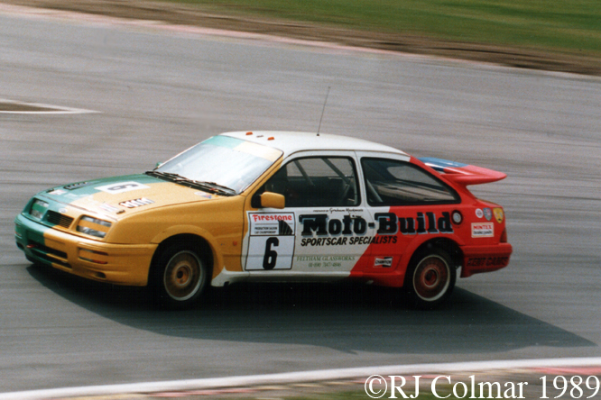 Ford Sierra RS Cosworth, Brands Hatch