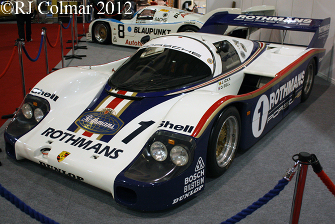 Porsche 956, Race Retro