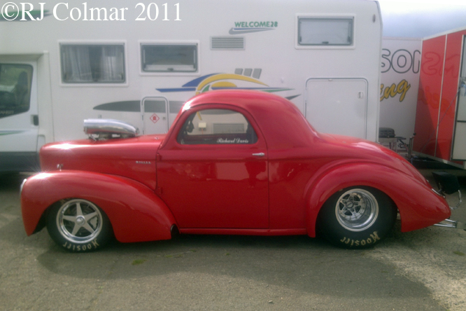 Willys Americar, Shakespeare County Raceway