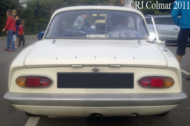 Lotus Elan Coupé S/E