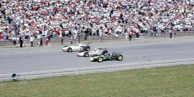 Indy 1964, Ed Arnaudin