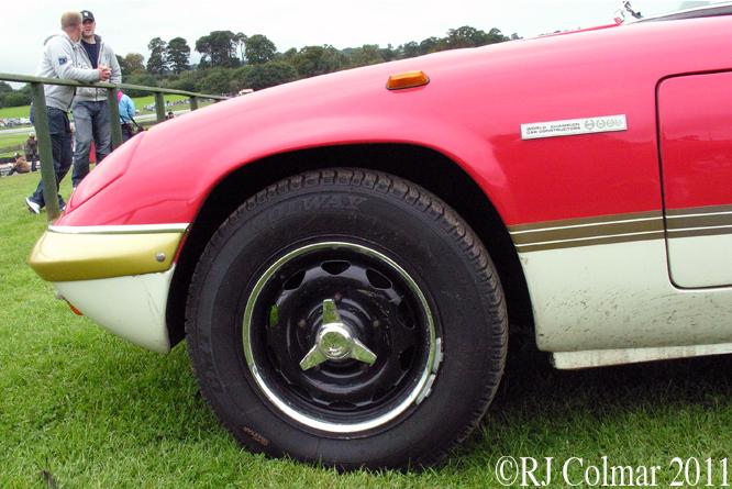 Lotus Elan Sprint, Oulton Park