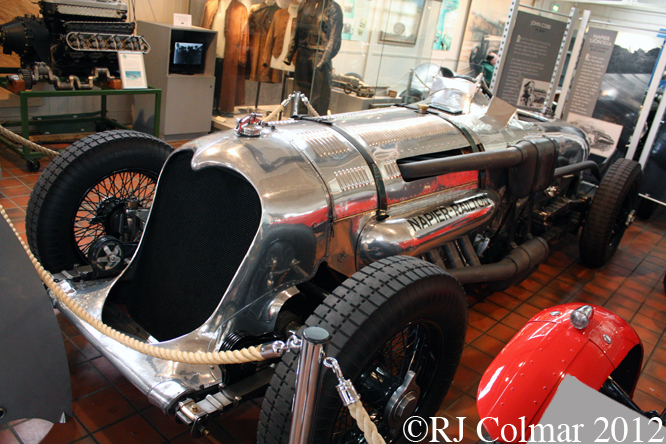 Napier Railton, Brooklands