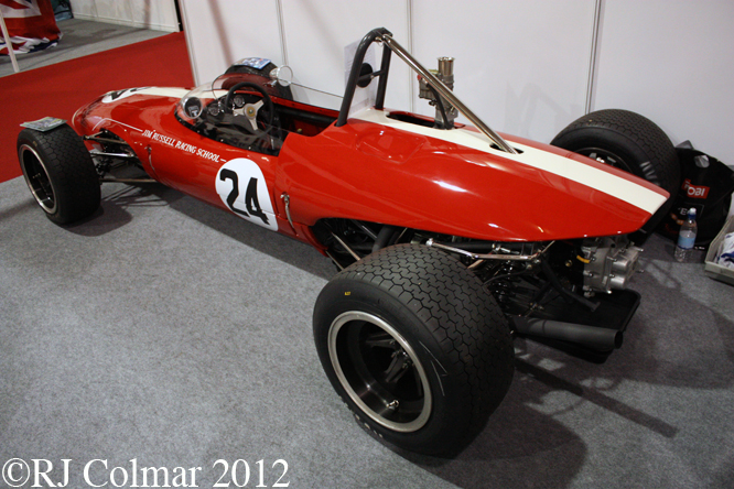 Lotus 31 Ford, Race Retro