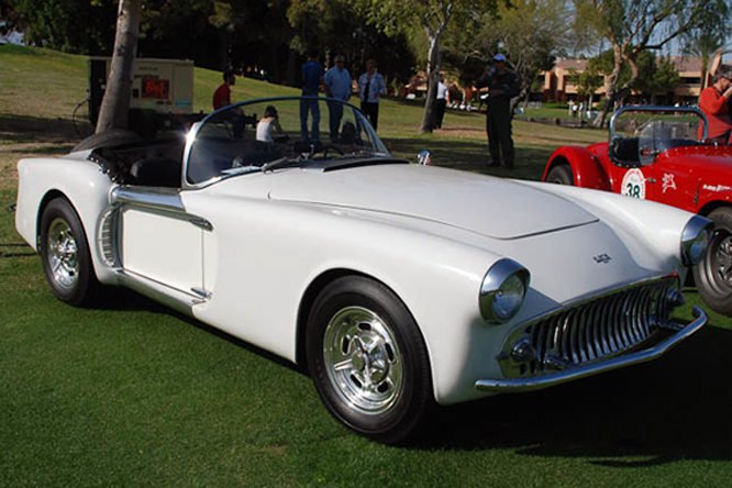 Kurtis 500M, Desert Classic C d'E