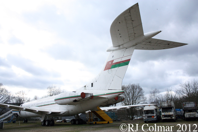Vickers VC10, Brooklands