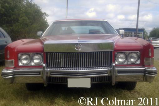 Cadillac Eldorado, Shakespeare County Raceway