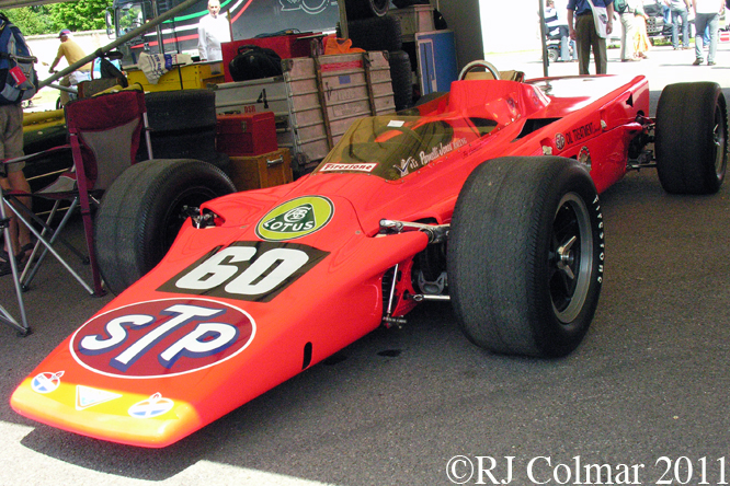 Lotus 56, Goodwood, FoS