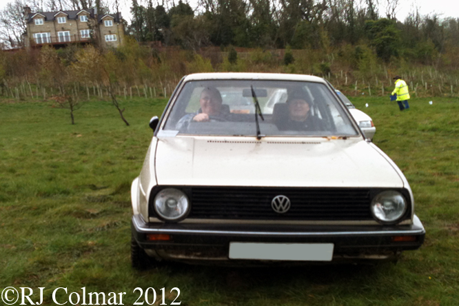 Volkswagen Golf, Cross Trophy