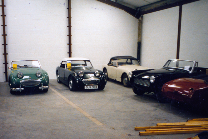 Central England Sports Cars