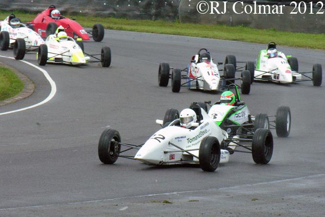 Startline FF1600, MTVL, Castle Combe, Race 3
