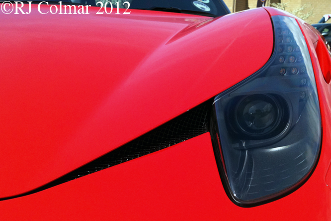 Ferrari 458 Italia, Simply Italian Beaulieu