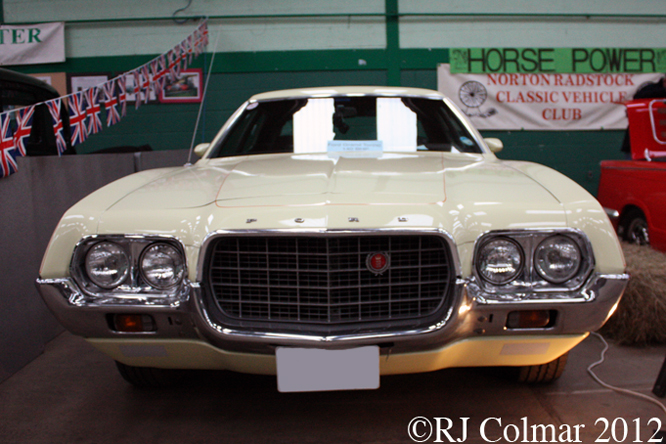 Ford Gran Torino, Bristol Classic Car Show