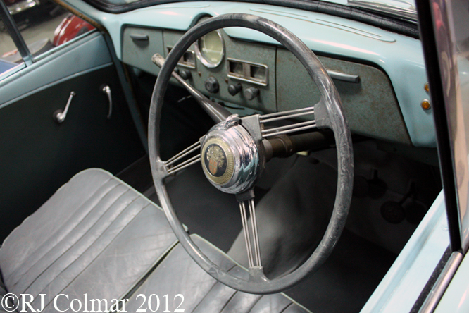 Austin A40 Somerset, Malta Classic Car Museum