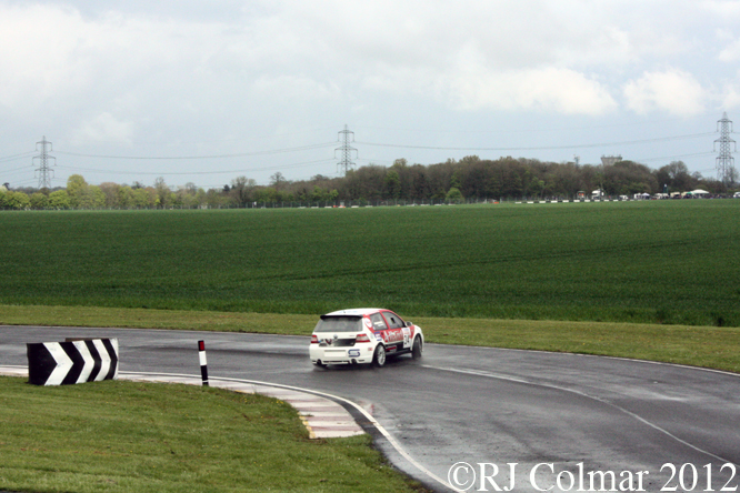 Volkswagen Golf TDI, MTVL, Castle Combe, Race 5