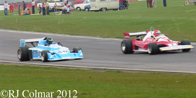 Rush Set - Snetterton