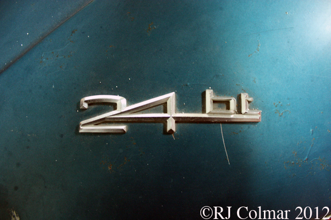 Panhard 24 bt, Malta Classic Car Collection