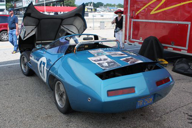 TR250 K, Road Atlanta, Classic Motorsport Mitty