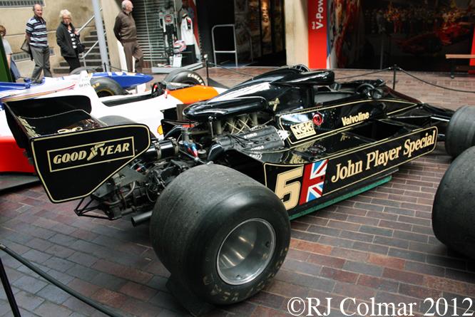 Lotus Ford 78, National Motor Museum, Beaulieu