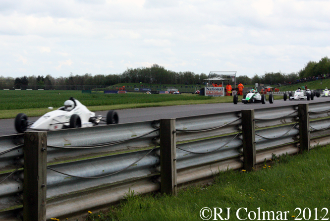 Startline FF1600, MTVL, Castle Combe Race 8