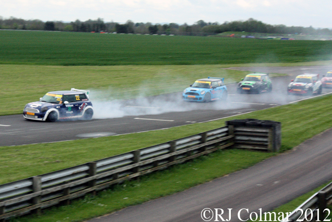 Mini Challenge, MTVL, Castle Combe, Race 9