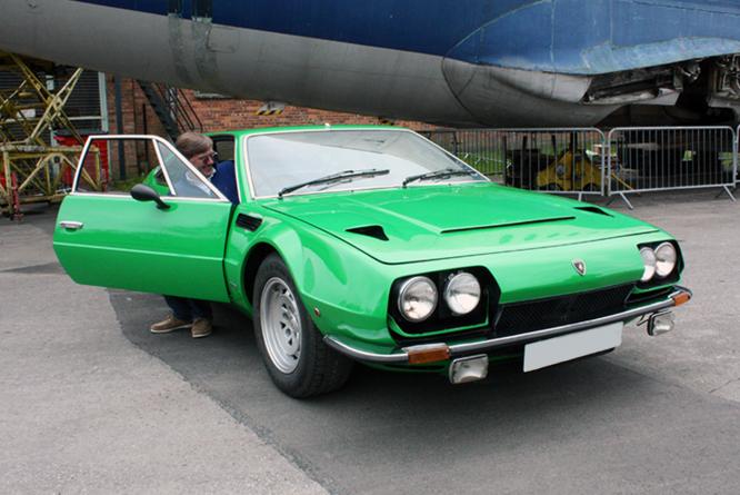 Lamborghini Jarama S, Auto Italia Brooklands