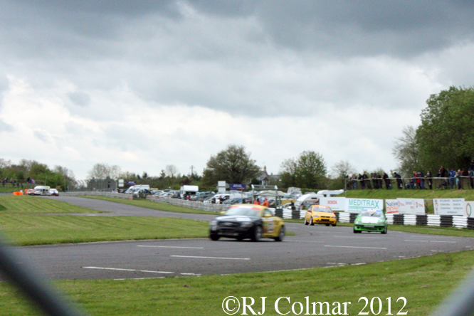 National Mobile Windscreen Saloon Cars, MTVL, Castle Combe, Race 10
