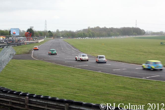 Mini Se7en & Miglia Race 2, MTVL Castle Combe, Race 11