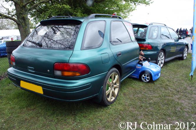 Subaru Impreza Sport AWD, Castle Combe, SPCAD