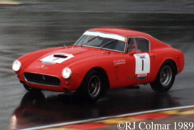 Ferrari 250 GT SWB Berlinetta, Brands Hatch