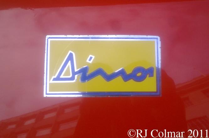 FIAT Dino, Bristol Italian Auto Moto Festival