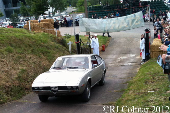 ALFA Romeo, 1750 Berlinetta Prototype, Brooklands, Double Twelve