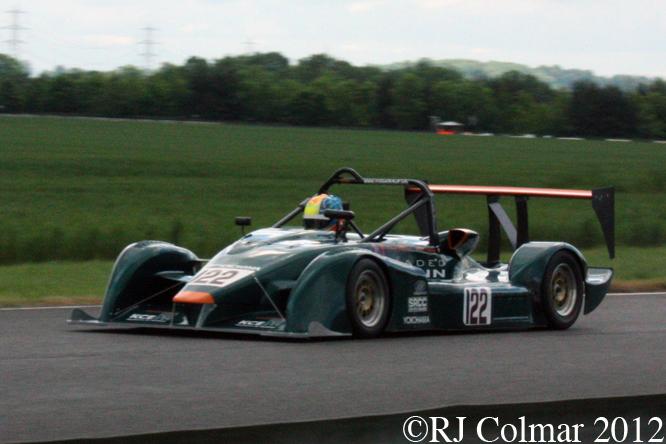 Loaded Gunn TS11, Craig Mitchell, Jubilee Race Day, Castle Combe