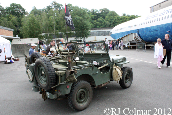 Hotchkiss Brandt M201 JEEP, Brooklands, Double Twelve