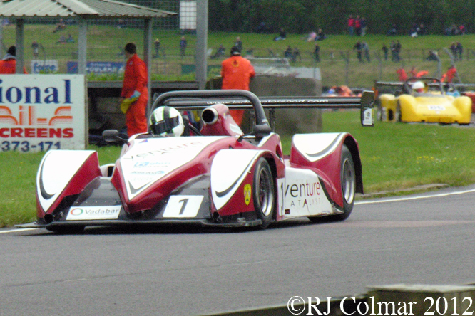 Jade 3, Tony Sinclair, Jubilee Race Day, Castle Combe
