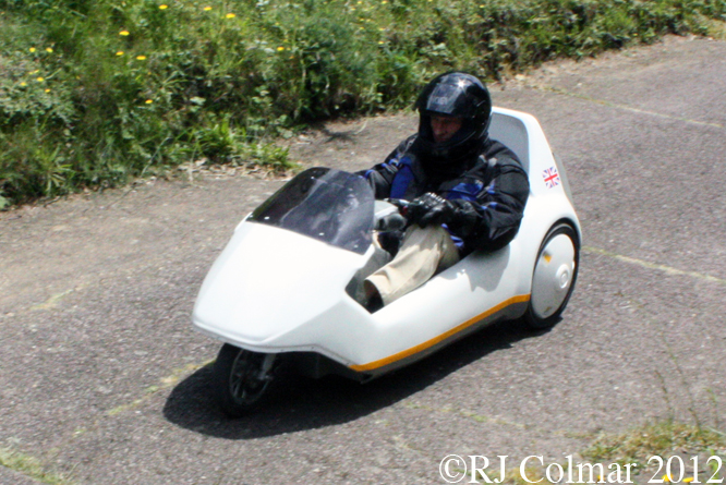 Sinclair C5, Brooklands, Double Twelve