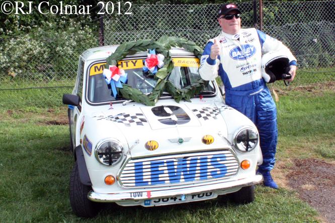 Mighty Mini, Jonathon Lewis, Jubilee Race Day, Castle Combe