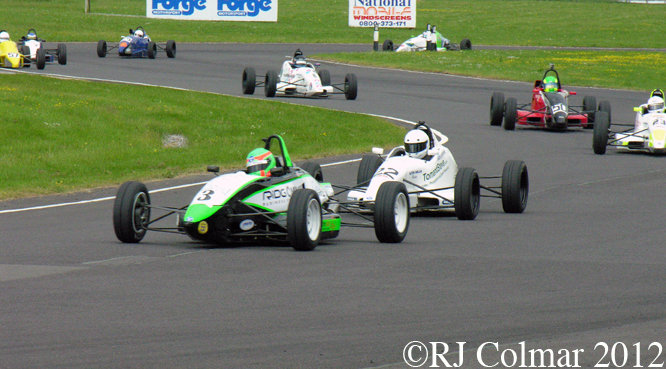 Castle Combe Formula Ford 1600 Championship, Jubilee Race Day, Castle Combe