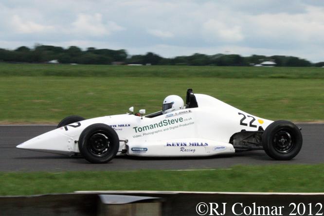 Spectrum 011b, Steven Jensen, Jubilee Race Day, Castle Combe