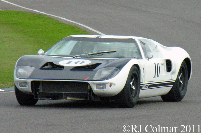 Ford GT, Goodwood Revival