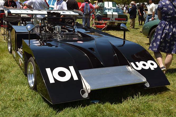 Shadow Chevrolet Mk II, Marin Sanoma Concours d' Elegance