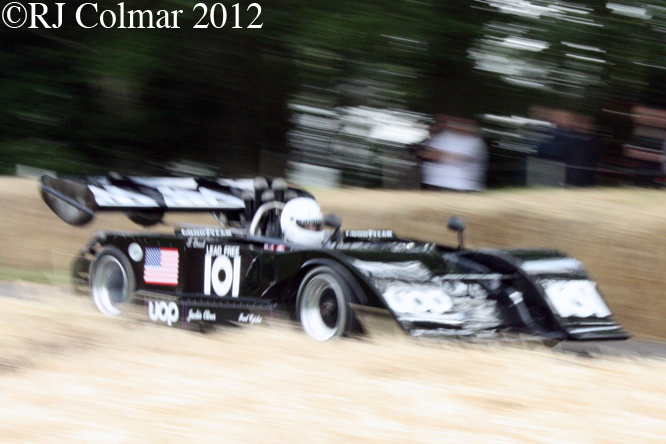 Shadow Mk III, Goodwood Festival of Speed