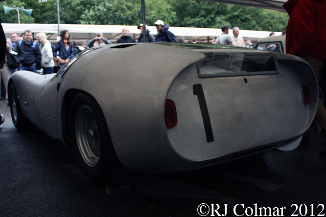 Maserati Tipo 151/3, Goodwood Festival of Speed