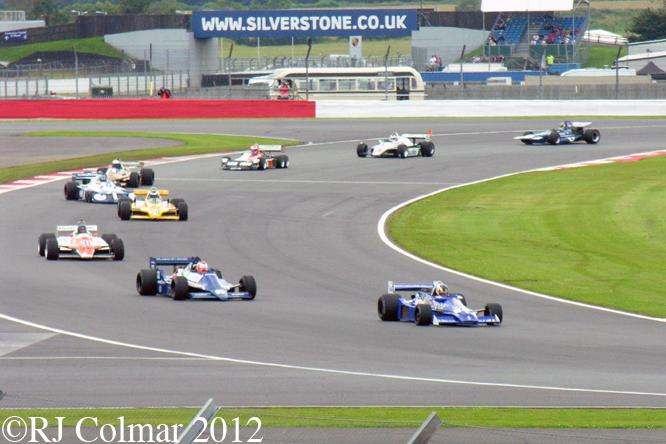 Grand Prix Masters, Silverstone Classic