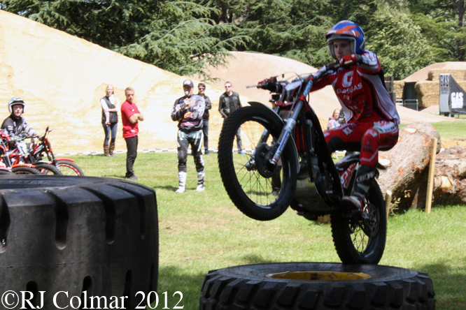 Goodwood Action Sports, Goodwood Festival of Speed