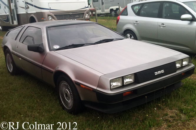 DeLorean DMC-12, Goodwood Festival of Speed