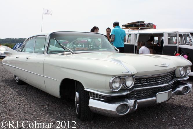 Cadillac, 6 Window Sedan, Summer Classics, Easter Compton