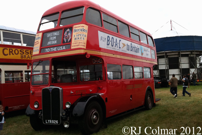 AEC Regent III, Wings and Wheels, Dunsfold Aerodrome